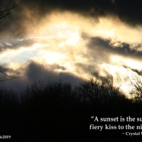 fiery kiss goodnight